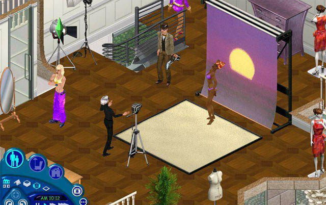 Все коды на Sims 1 Superstar